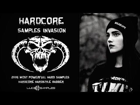 Hardcore Samples, Loops & Sounds - Sample Pack Demo