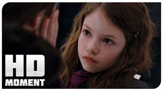 Meet the Volturi on Renesmee - Twilight. Saga. Dawn: Part 2 (2012) - a Moment from the film