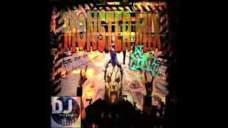 MOSTER MIX 2015-DJ BL3ND HD-DJPAUL DSC   (THE ONE)