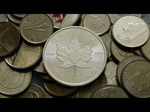 Canadian Coin Collection! (2020)
