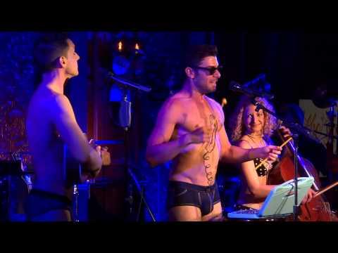 Adam Kantor & The Skivvies  Call Me Medley