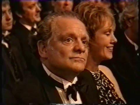 David Jason, Nicholas Lyndhurst BAFTA / BCA Award Ceremonies.