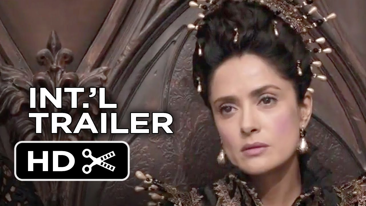 画像: The Tale of Tales Official Trailer #1 (2015) - Salma Hayek, John C. Reilly Movie HD youtu.be