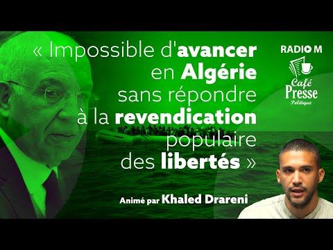 CPP   « Impossible d'avancer en Algérie sans répondre à la revendication populaire des libertés »