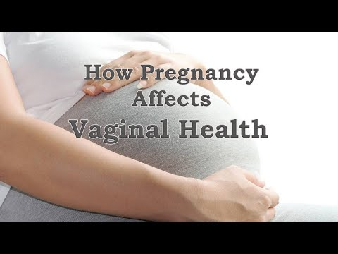 How Pregnancy Affects V Health