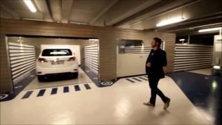 Automated Valet Parking Service - Stanley Robotics