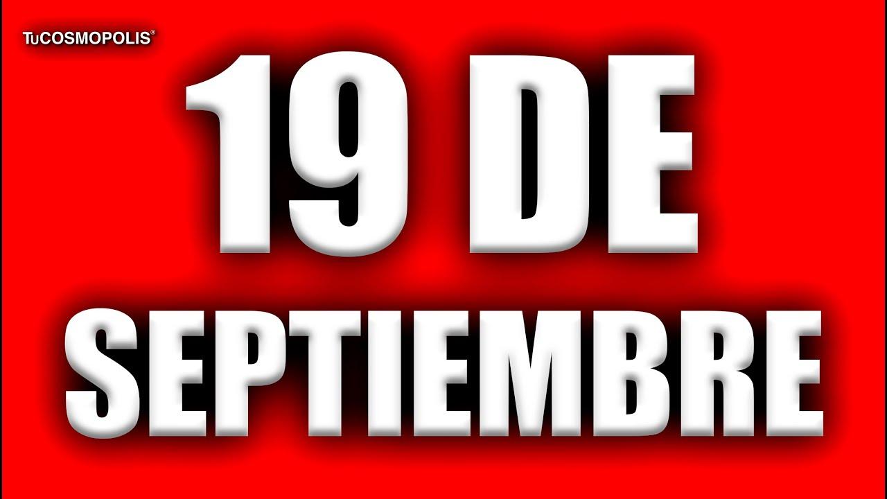 VA HABER un TERREMOTO EL 19 de SEPTIEMBRE en MÉXICO?