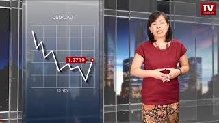 InstaForex tv news: Penurunan CAD terhenti seiring ditutupnya bursa AS (24.11.2017)