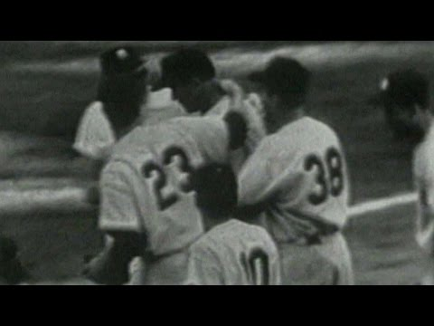1952WS Gm6: Yanks record final out to force Game 7