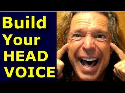 Build Your Head Voice FAST - Here&39;s How  Ken Tamplin Vocal Academy