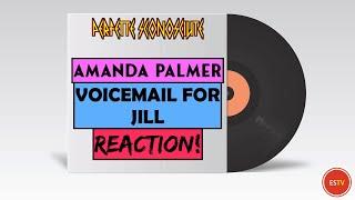 Perfette Sconosciute   Amanda Palmer - Voicemail For Jill   REACTION  