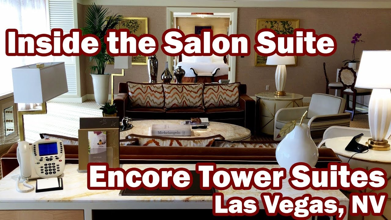 Wynn Encore Salon Suite - YouTube  |Encore Salon Suite