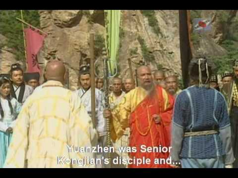 Heavenly Sword & Dragon Saber 2003 | Ep 16_1