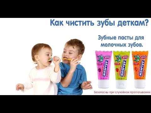 Прорезывание зубов - Как и когда режутся зубки у детей