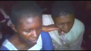 Video of the Kidnapped Students of PSS NKWEN!
