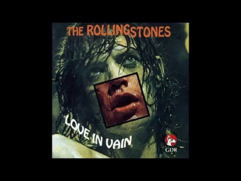 """The Rolling Stones - """"Bye Bye Johnny"""" [Live] (Love In Vain - track 16)"""