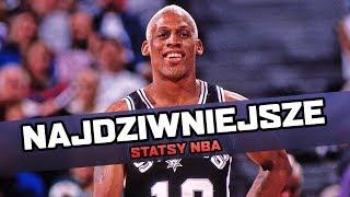 NAJDZIWNIEJSZE STATYSTYKI NBA #01: Dennis Rodman i Rasual Butler