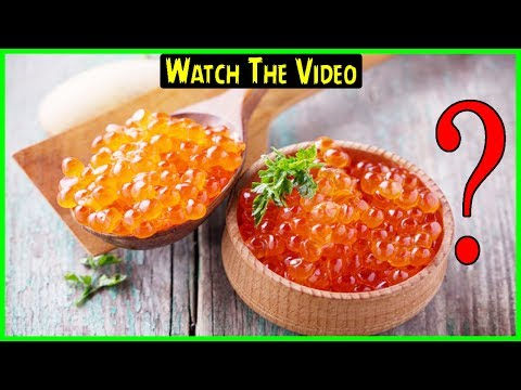 Is Eating Caviar Good For Your Health? | Healthy Fats | Foods With Omega 3 DHA