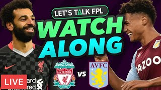 West Brom Vs Liverpool With Lets Talk Fpl Live  Fantasy Premier League Tips 202021