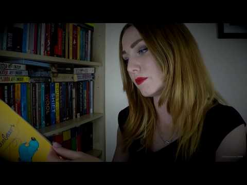 ASMR - Show and Tell - My Favourite Books