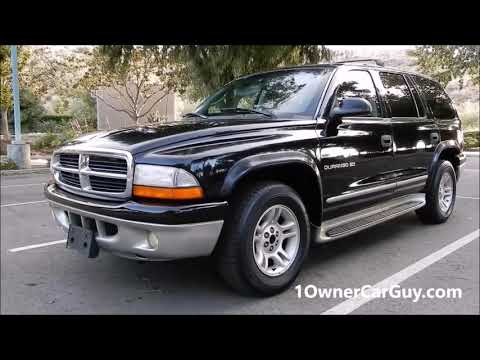 Used Car Cheap For Sale $1895 Durango Low Mi 3rd Row SUV Online Deal