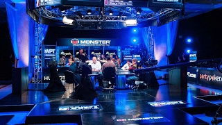 WPT Rolling Thunder Final table. Full webcast archive