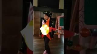 Juliet Light Up Solar System Costume