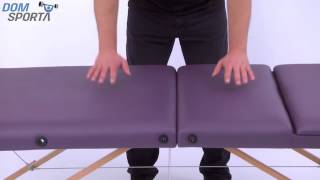Видео о Массажный стол Art Of Choice Sol Purple