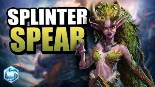 Lunara   Splinter Your Spear  Heroes Of The Storm