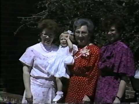 Leach Family Video | 1988