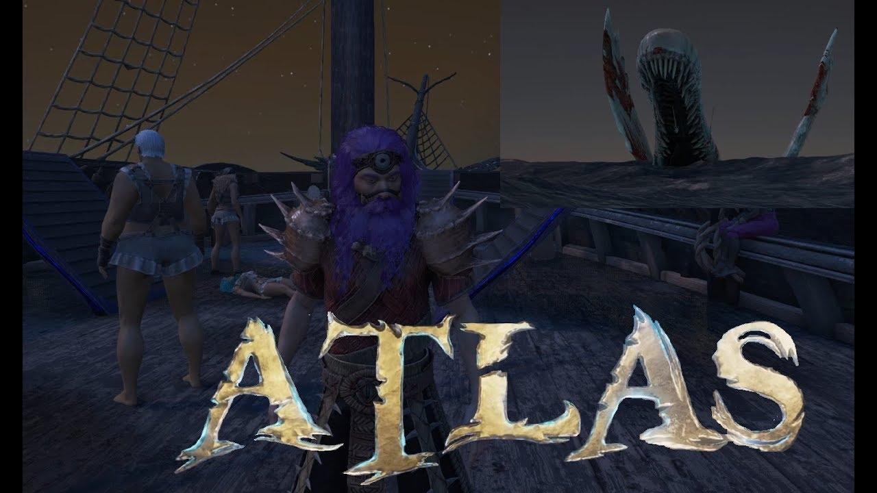 Atlas Season 2 #3 ~ Super Map & Whaling Revenge