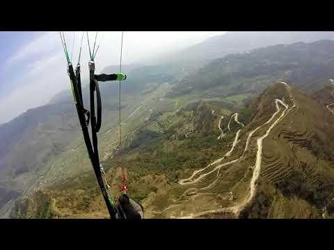Непал 2018. Часть шестая - полёт на Green Wall