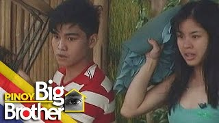 Pinoy Big Brother Season 7 Day 99: Kisses at Yong, hinarap ang kanilang mga bisitang zombies