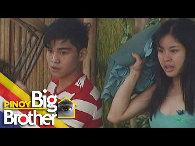 Pinoy Big Brother Season 7 Day 99: Kisses at Yong, hinarap ang kanilang mga bisitang zombies