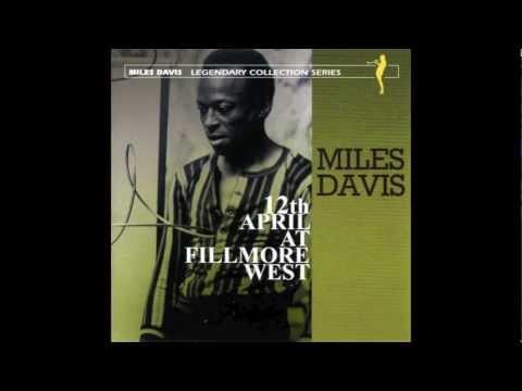Miles Davis - Footprints - Fillmore West, San Francisco, Ca - April 12, 1970