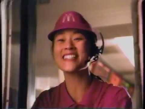 McDonalds Richie Rich Sweepstakes commercial 1995