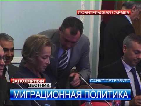 С 1 января 2015 граждане СНГ будут въезжать в Россию по загранпаспортам