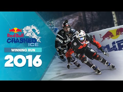 Scott Croxall's Thrilling Winning Run | Red Bull Crashed Ice 2016