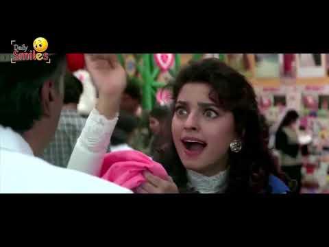 Ishq (1997)   Best Comedy Scene Of Amir Khan, Ajay Devgan, Kajol, Juhi Chawla