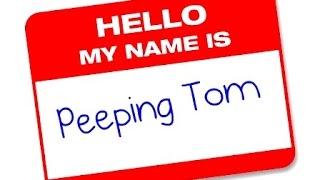 Jamie berry - Peeping Tom ft. Rosie Harte (Lyrics on screen)