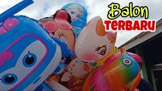 Lagu Anak Terpopuler Balonku Ada Lima | Balon Karakter