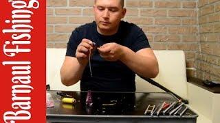 Лучший Монтаж ,Маховой удочки без колец, от  (Обрывов рыбы)Barnaul Fishing
