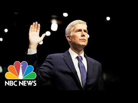 Republicans Exercise 'Nuclear Option' To Confirm Neil Gorsuch To SCOTUS (Full Proceeding) | NBC News