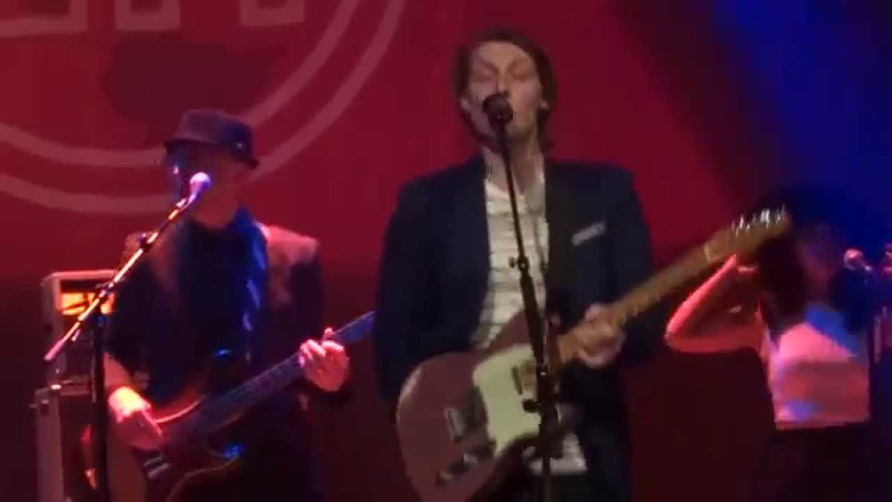eric hutchinson the basement live in san diego 12 7 14 youtube
