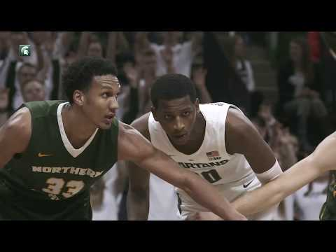 Michigan State Basketball vs NMU | Cinematic Highlight | 10.30.2018
