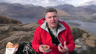 Mountain cooking with Peter Sidwell in the Lake District
