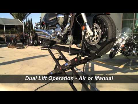 Kendon Stand-Up™ Cruiser Motorcycle Lift