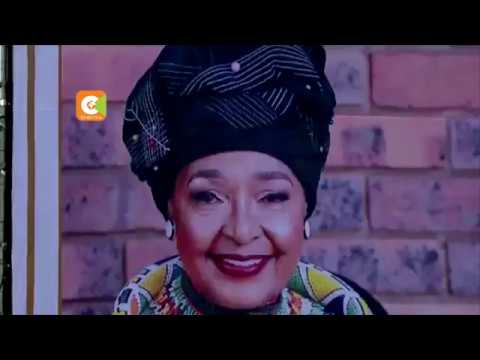 Winnie Mandela buried in Soweto, South Africa