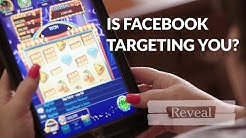 Facebook and social casinos target people showing signs of gambling addiction
