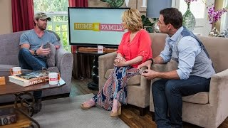 Veteran and 'DWTS' finalist Noah Galloway Discusses his Battle with Depression